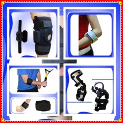Knee, Elbow, Arm Supports