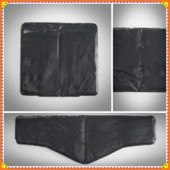 Urethane Cold Packs, Black (Partitioned)