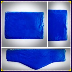 Vinyl Cold Packs, Blue