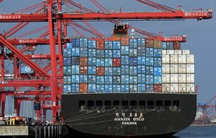 There Aren't Enough Containers to Keep World Trade Flowing