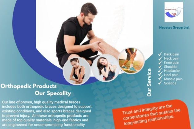 Novetec - Orthopedic Products - Made with PosterMyWall