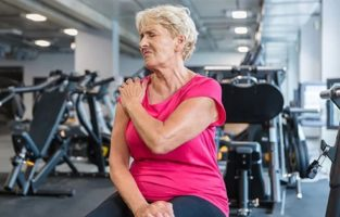 What causes shoulder and neck pain?